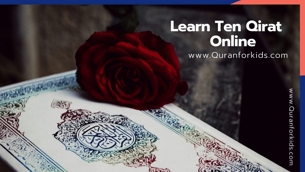 Learn Ten Qirat Online