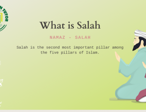 What is Salah? And Why Do We Pray?