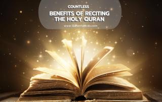 Benefits of Reciting Quran