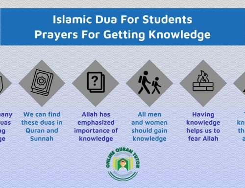 Islamic Dua for Students – Prayers for getting knowledge