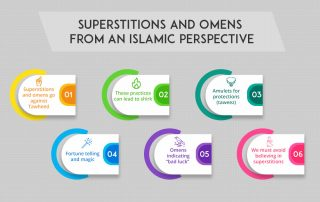 Superstitions And Omens - From An Islamic Perspective