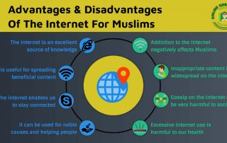 Advantages & Disadvantages Of The Internet For Muslims