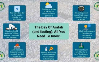 The Day Of Arafah (and fasting): All You Need To Know!