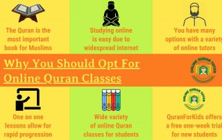 Why You Should Opt For Online Quran Classes