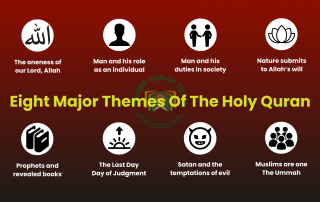 Eight Major Themes Of The Holy Quran
