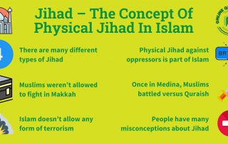 Jihad – The Concept of Physical Jihad in Islam