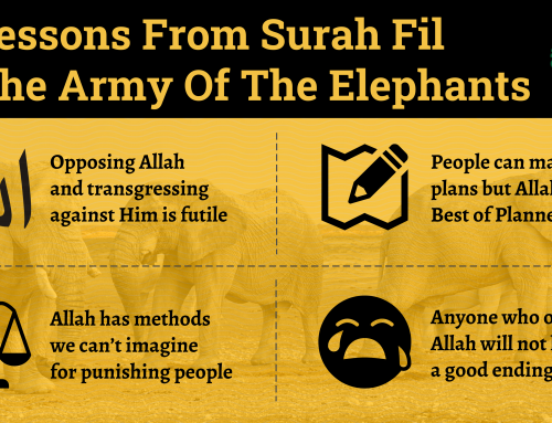 Surah Fil: The Story Of The Army Of The Elephants