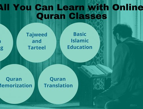 All You Can Learn with Online Quran Classes