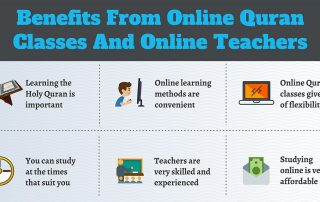 Benefits From Online Quran Classes And Online Teachers