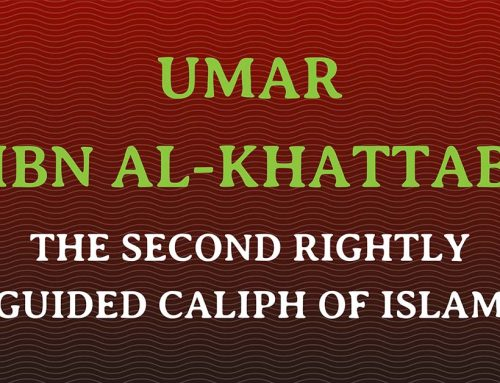 Second Caliph of Islam Umar ibn al-Khattab – Hazrat Umar Khalifa